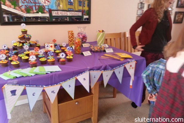 March 16: Willy Wonka First Birthday Extravaganza!