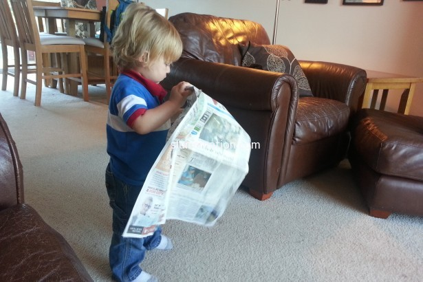 September 16: Catching up on the news.