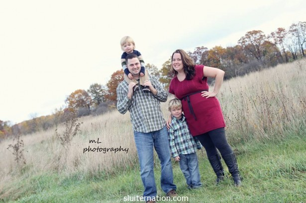 thank you to the lovely Missy of mLphotography for taking our SIXTH fall family photo. The first one was in 2008 when Eddie was just a blip in my tummy. And now we are all this!