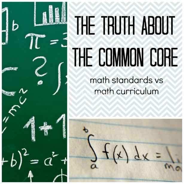 Commong Core Math via sluiternation.com