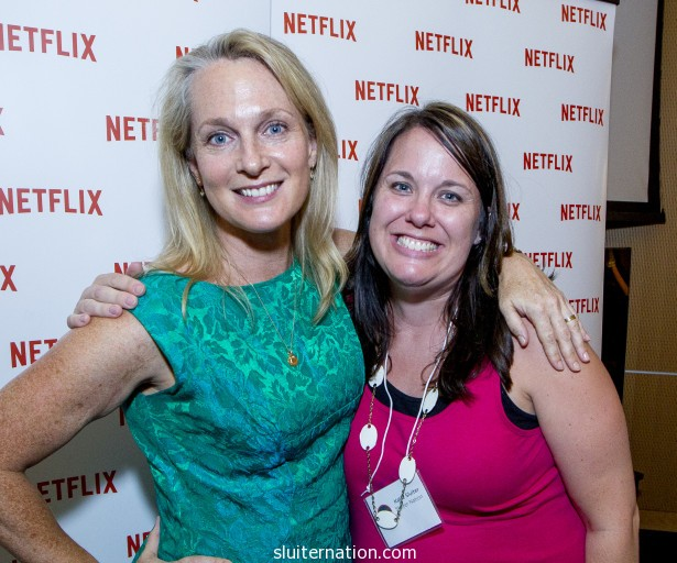 July 24: I met Piper Kerman, author of Orange is the New Black.