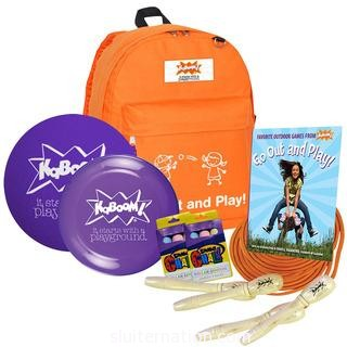 And the grand prize: The Go Out and Play Essentials Pack!