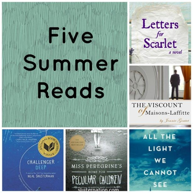 five summer reads